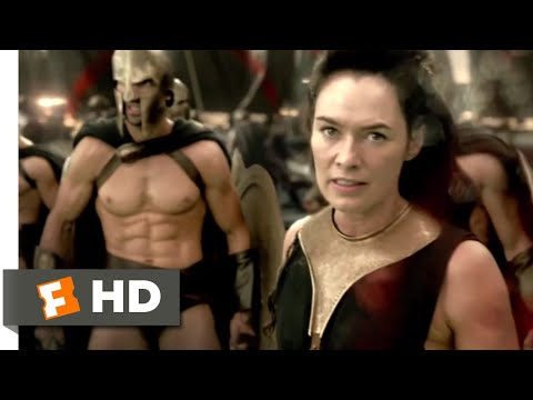 300: Rise of an Empire (2014) - Spartan...