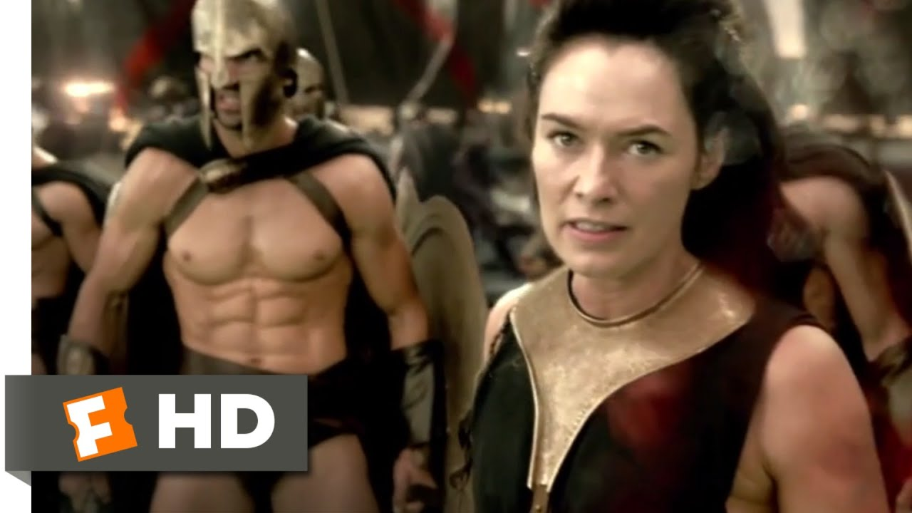 Download 300: Rise of an Empire (2014) - Spartan Rescue Scene (10/10) | Movieclips