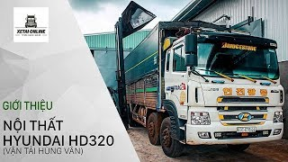 Xetai Online Ni tht HYUNDAI HD320 Tri nghim cng b c t i