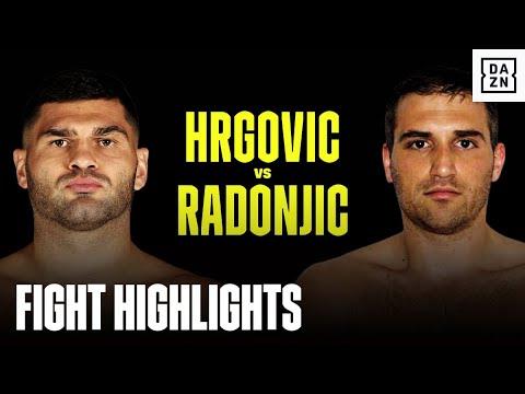 HIGHLIGHTS   Filip Hrgovic vs. Rydell Booker