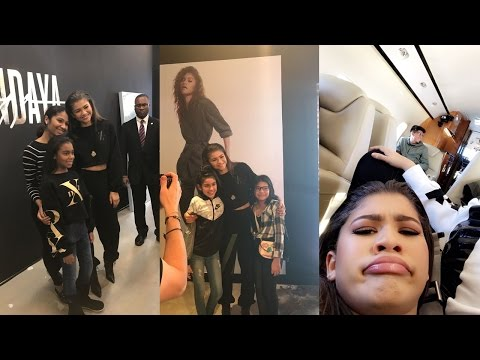 Zendaya | Daya by Zendaya | Meeting with Fans in NYC, LA & Chicago