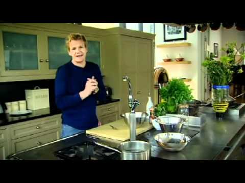Preparing British garden snails - Gordon Ramsay