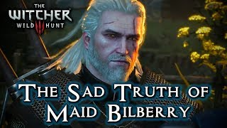 Witcher 3: The Sad Truth of Maid Bilberry & Ronvid of Small Marsh