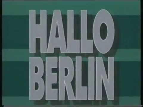 HALLO BERLIN   SAT.1  MIT URSELA MONN  HINWEIS