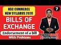 Gambar cover Bills of Exchange   Endorsement of a Bill   Part 7   HSC Commerce   New Syllabus 2020   Ashish Sir