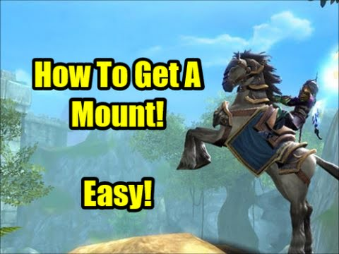 5 EASY Ways To Get A Mount In Order And Chaos 2!