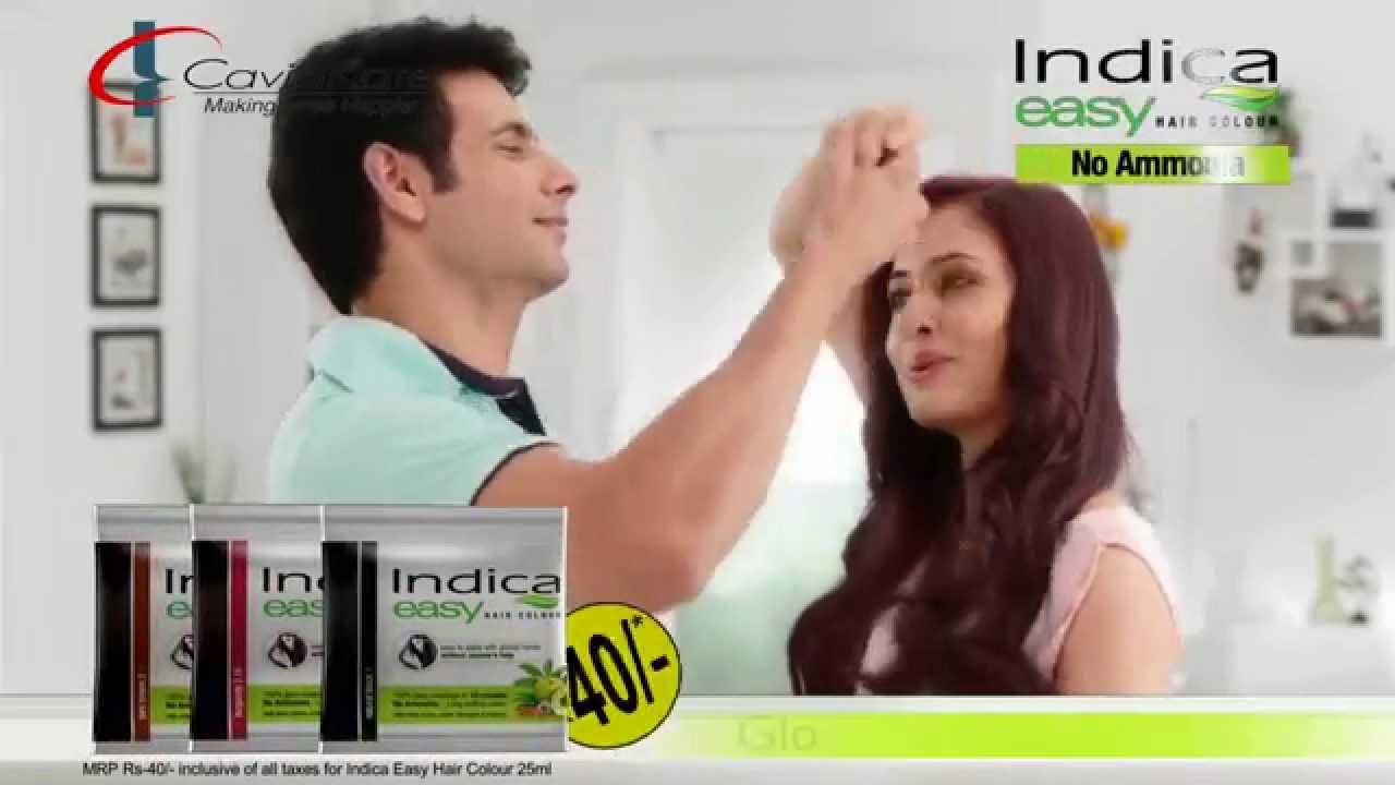 2015 indica easy hair colour tvc hindi youtube solutioingenieria Choice Image