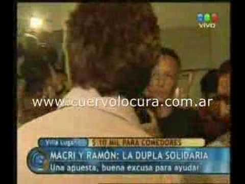 Ramón Díaz habló en Radio 10 y contó qué apostó con Macri por el Superclásico