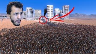 اكثر من 10000 زومبي يحاولون اقتحام المدينه!! UEBS