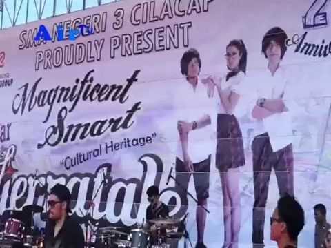 Vierratale - No  Live at SMAN 3 CILACAP