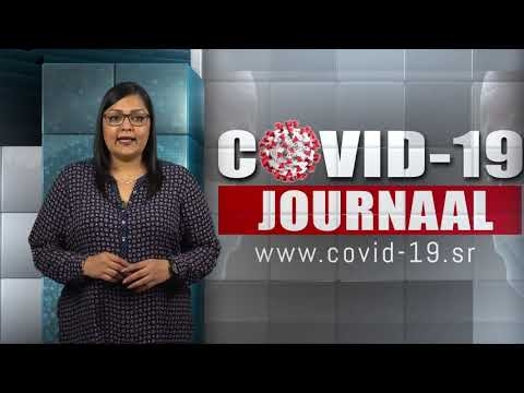 Het COVID 19 Journaal Aflevering 55 03 Oktober