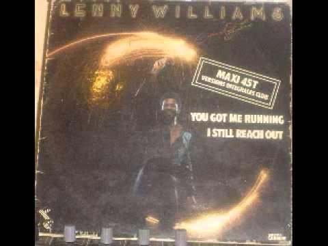 Lenny Williams  I Still Reach Out