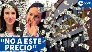 """La """"salvajada"""" de Podemos y su nueva sede"""