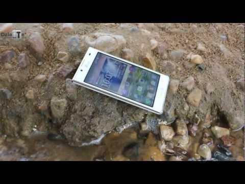 Обзор LG Optimus L7 P705