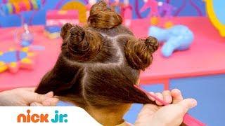 كيفية جعل سخيفة الكعك   نمط الملفات الشعر التعليمي | يوم مشمس | نيك الابن.