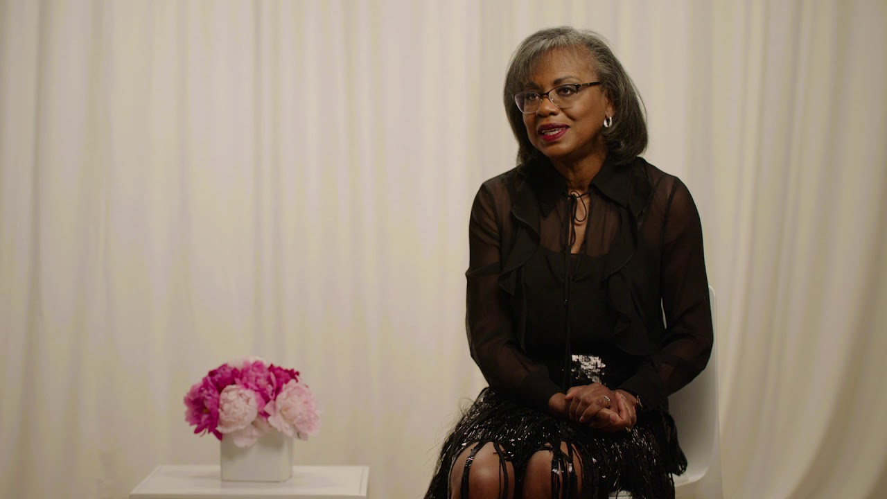 Anita Hill on The DVF Awards