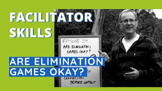 Are Elimination Games Okay? - Facilitator Tips Episode 29 thumbnail