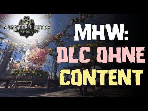 MHW : Hat das erste DLC zu wenig Content? - Bungie Style | Real Talk