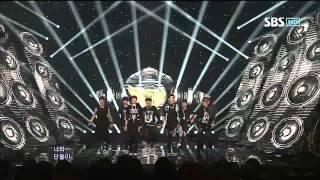 BTOB [WOW] @SBS Inkigayo 인기가요 20120923