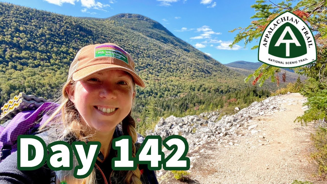 AT 2020 Day 133 | The Day of Easy Hiking in New Hampshire