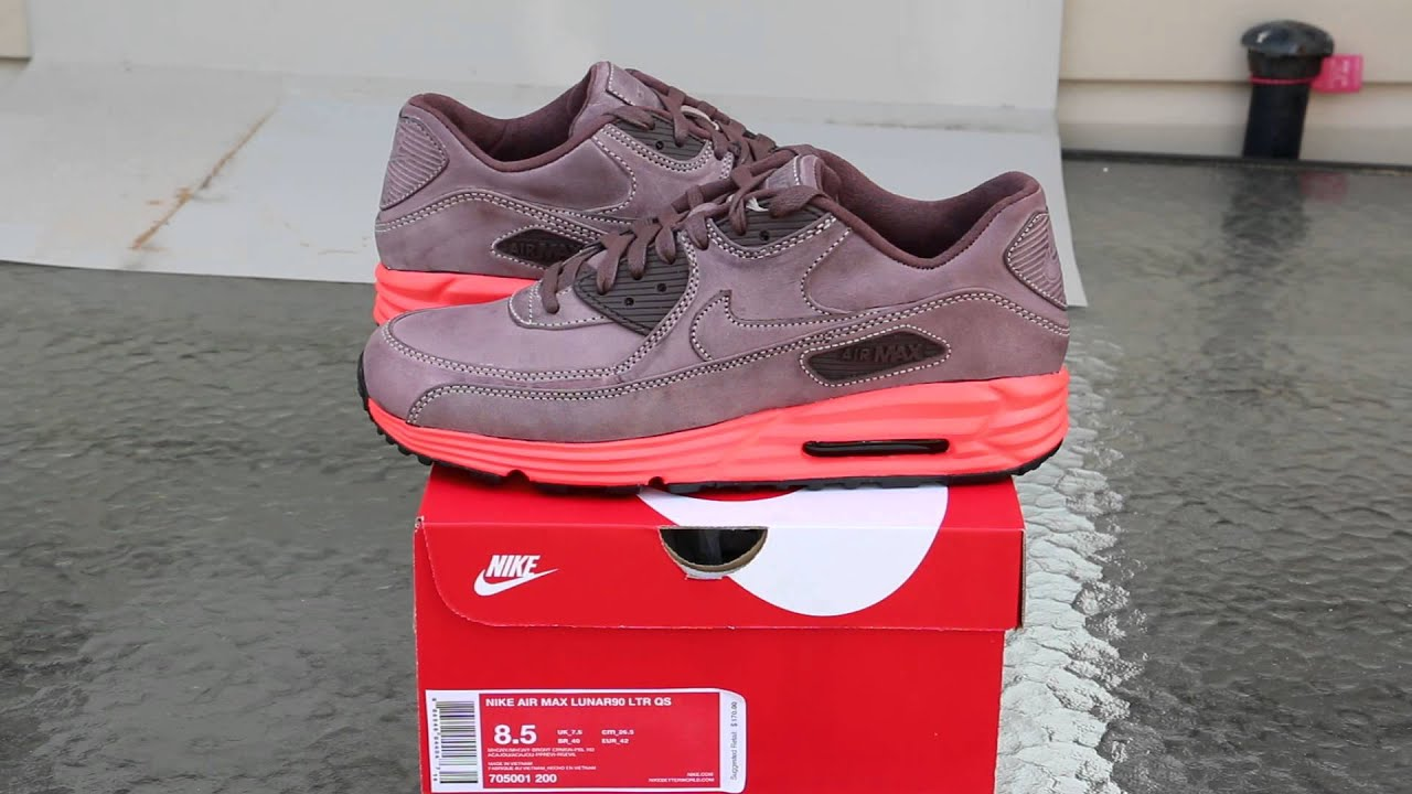 Nike Air Max 90 Ltr Qs