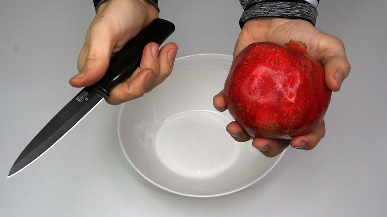 Download How To Peel a Pomegranate The Fast Way