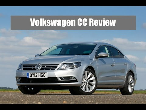 Volkswagen CC Full Video Review 2012