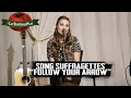 """Kacey Musgraves, """"Follow Your Arrow"""" Cover - #LetTheGirlsPlay Cover"""