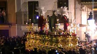 Nuestro Padre Jesús de las Penas. El Gitano Cuesta del Bailío. Córdoba 01 04 2012