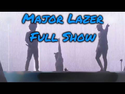 Major Lazer Concert [LIVE] @ Ultra Music Festival Miami 2017 *FULL SHOW*