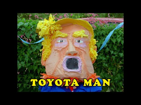 Neon Indian - Toyota Man (Official Video)