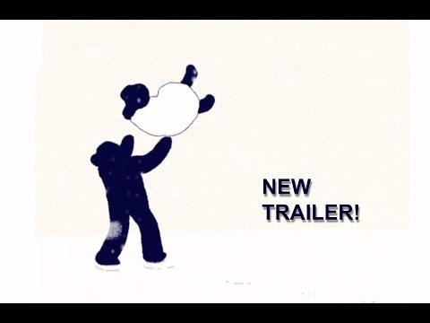HERE WINTER - NEW TRAILER! - 2D Animated Short Film