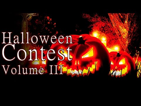 Halloween Creepypasta Contest Entries Volume 3