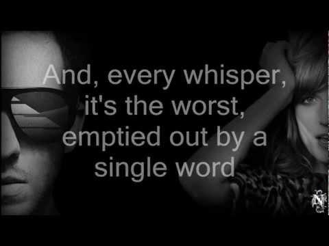 [Lyrics] - Calvin Harris ft. Florence Welch - Sweet Nothing