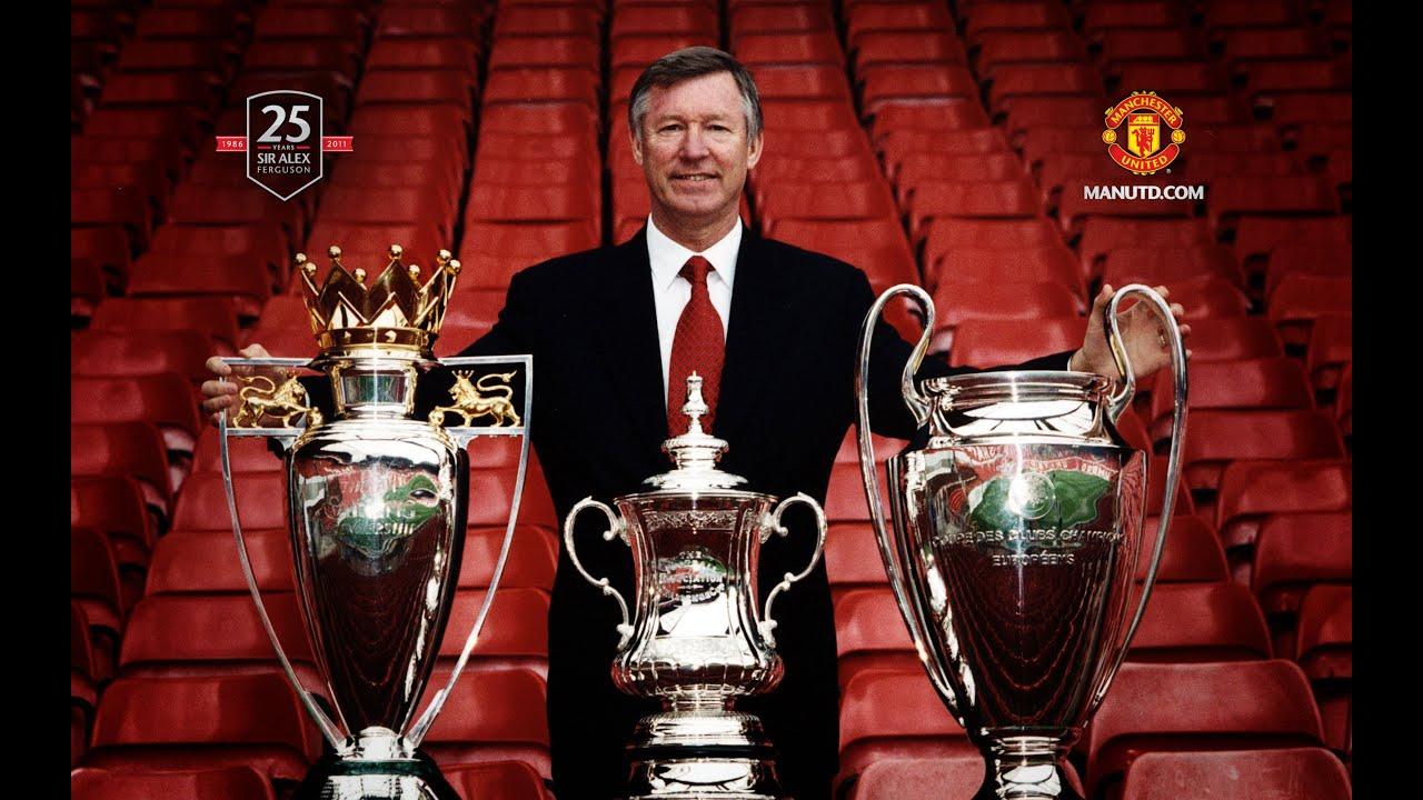 Man U Picture: Sir Alex Ferguson Movie 2015