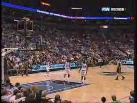 Ramon Sessions Hits from Halfcourt
