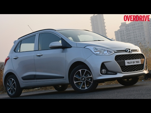 2017 Hyundai Grand i10 - Road Test Review