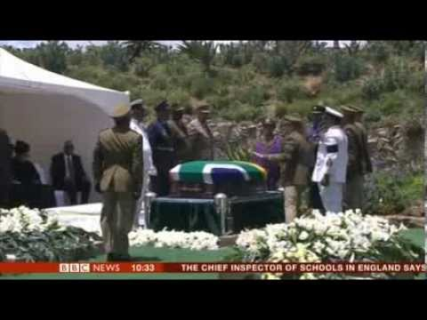 Nelson Mandela State Funeral Full Version Burial