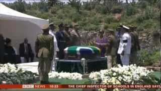 Nelson Mandela State Funeral Full Version Burial