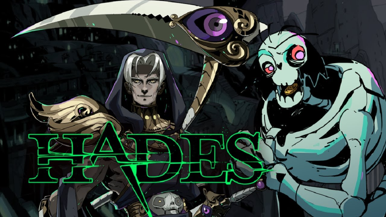 Thanatos And Skelly Finally Meet Each Other! – Daddy DeGrand Plays Hades The Welcome To Hell Update
