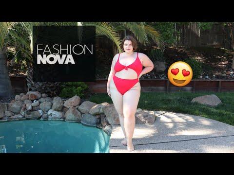 Fashion Nova Curve Try on Bikini Haul. http://bit.ly/2Luzs9o