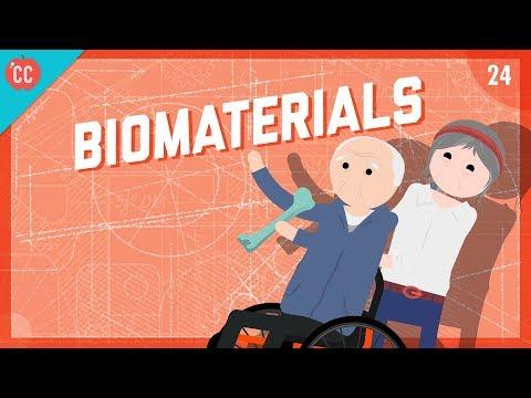 Biomaterials: Crash Course Engineering #24