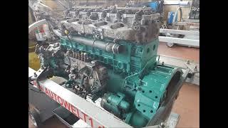 Motorinstandsetzung DAF 95-430, T11120., Reparatur, Überholung