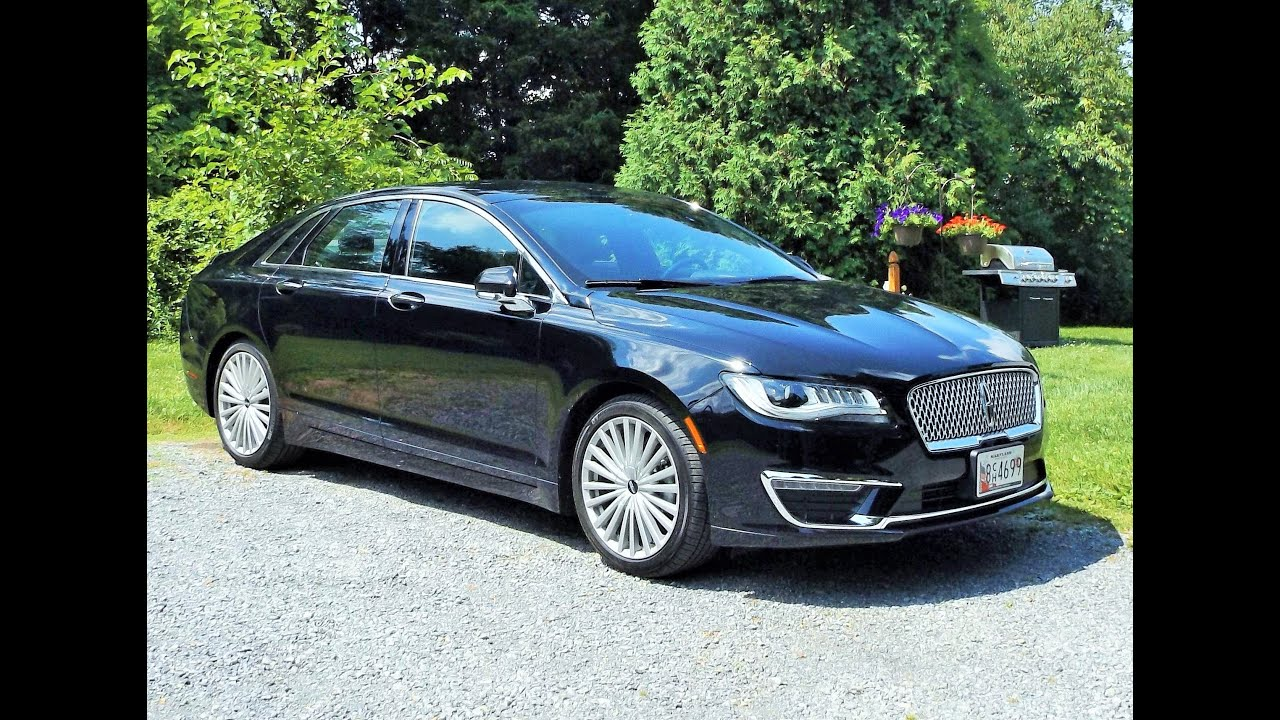 Lincoln Mkz 2 0t Start Up Full Tour And Review