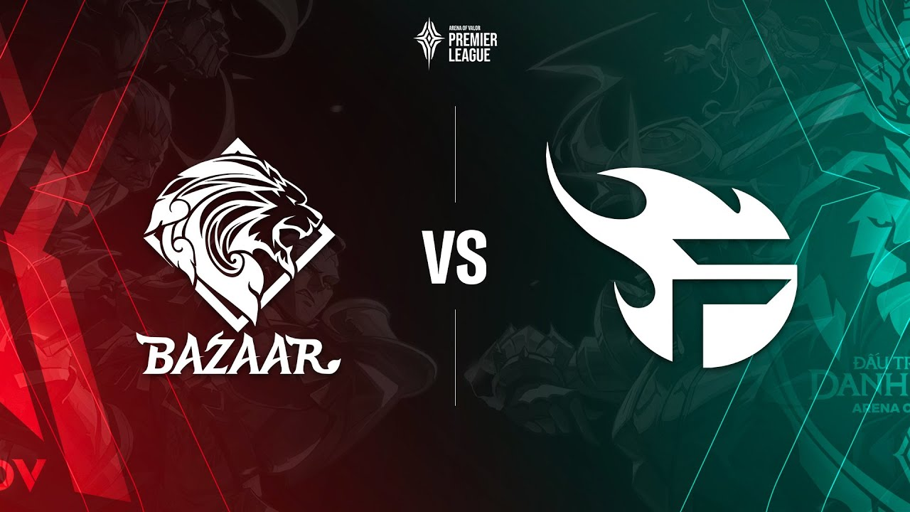 Bazaar Gaming vs Team Flash [Bảng B - 11.07.2020] - APL 2020
