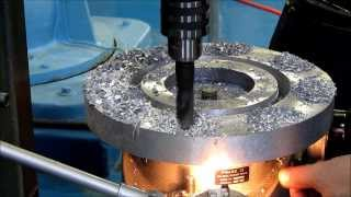 Video Machining the Flanges download MP3, 3GP, MP4, WEBM, AVI, FLV Oktober 2018