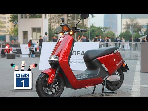 Xe máy điện Yadea G5 trình làng thị trường Việt