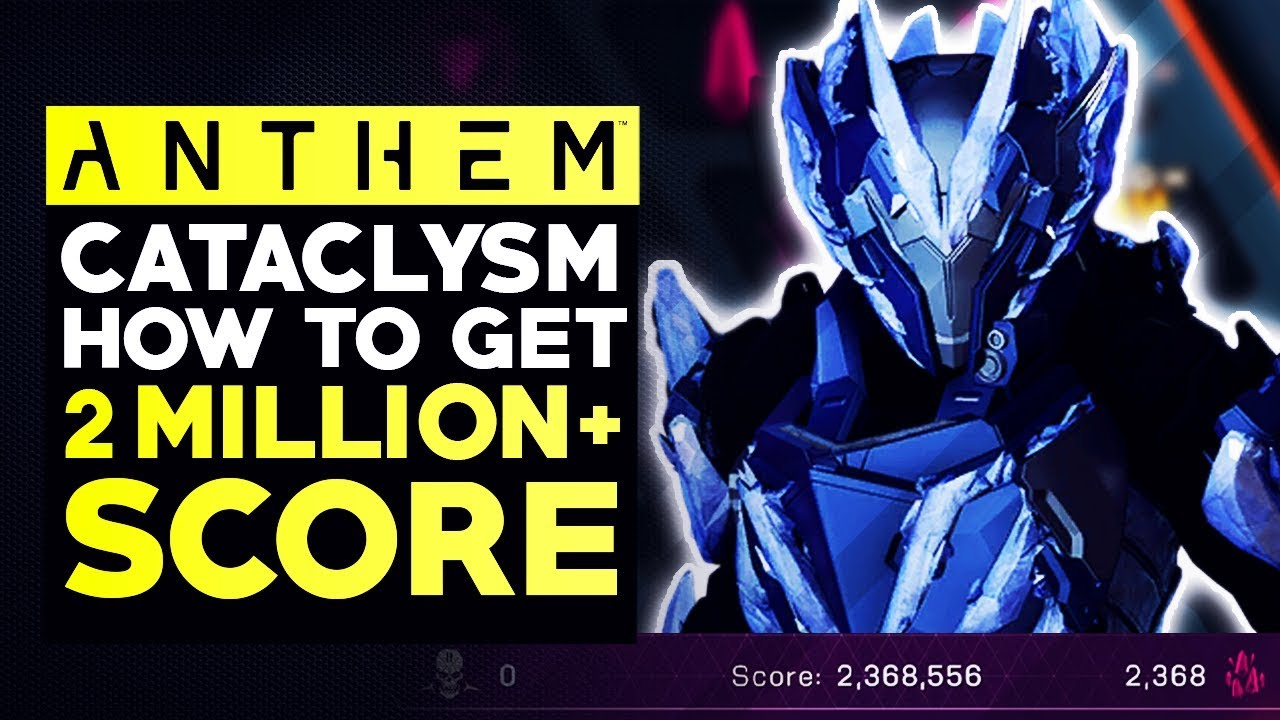 How To Get 2 MILLION + Score in the New Cataclysm Event