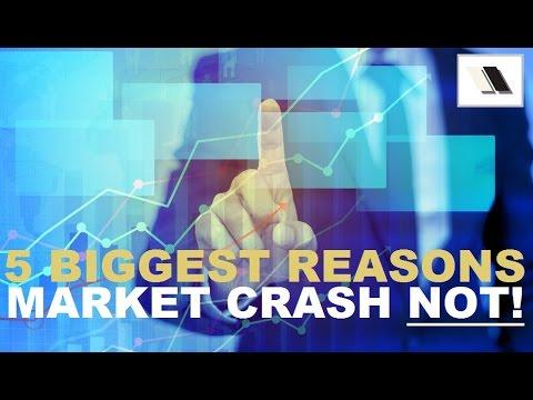 5 Reasons Stock Market NOT To CRASH, Gold & Silver Price To TANK - Kay Kim