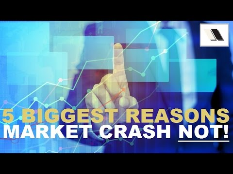 5 Reasons Stock Market NOT To CRASH, Gold & Silver Price To TANK – Kay Kim